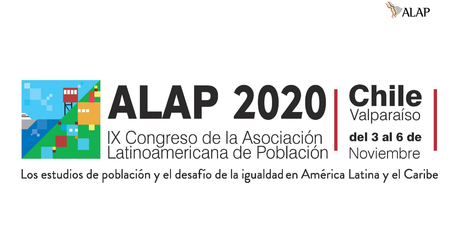 IX Congreso de la Asociación Latinoamericana de Población